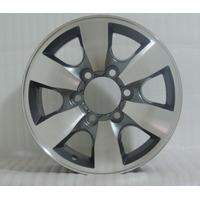 Llanta Toyota Hilux Diamantada Rodado 16 - Multillantas