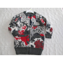 Sweater Tapado Gap Kids. Talle 4/5 Años. Nena. Muy Abrigado