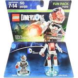 Lego Dimensions - Dc - Cyborg Fun Pack