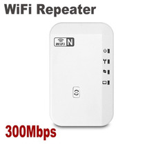 Mini Router Repetidor Amplifica La Señal Wifi 300mbps 2.4g