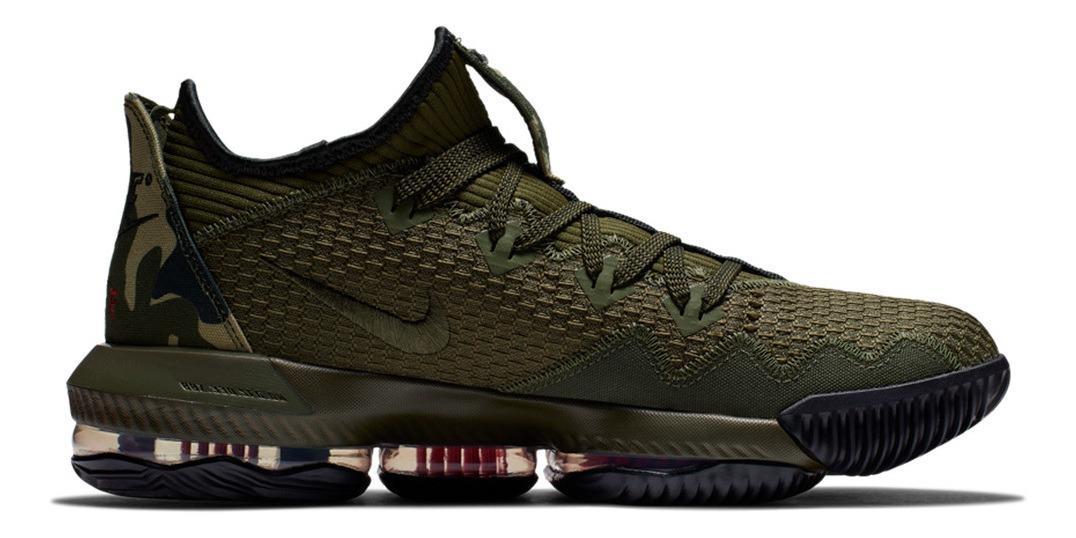Zapatillas Nike Lebron Xvi Low 7769