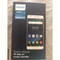 Celular Libre Philps X818 Nuevo