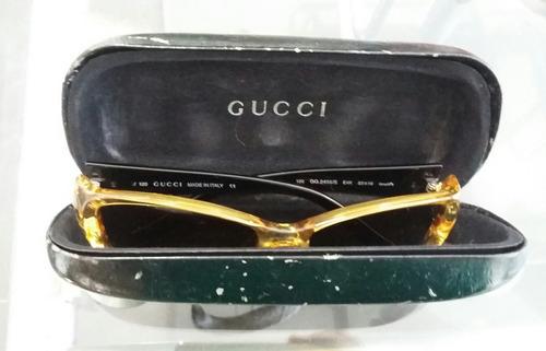 cd09784174 Anteojos Gafas De Sol Gucci Vintage