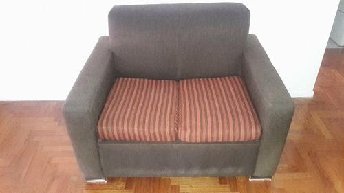 Sofa cama dos cuerpos una plaza 6000 lbupj precio d for Sofa cama de 2 cuerpos