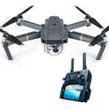 Drone Dji Mavic Pro Fly More Combo 3 Baterias Funda Cargador