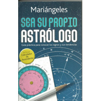 Sea Su Propio Astrologo Mariangeles + Un Libro De Regalo