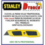 Cutter Tricheta Stanley 10-779 Decoradores Siseñador Dtools