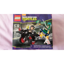 Lego - 79118 - Teenage Mutant Ninja Turtles - Karai Bike Esc