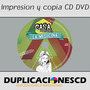 Impresion Estampado De Cd Dvd Multicopiado Excelente Calidad