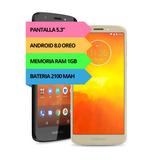 Celular Motorola Moto E5 Play 4g 16gb Xt-1920 Gtia Oficial