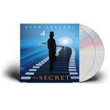 Alan Parsons The Secret  Deluxe Cd + Dvd Import Nuevo Stock
