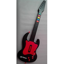 Guitarra Inalambrica Ps2 Y Ps3 Por Mayor Lote 5 Guitarras