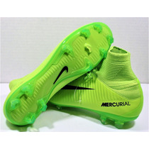 reputable site 03504 8bd95 Botines Nike Botita Mercurial Veloce Iii Df Fg Pasto Adulto