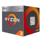 Micro Procesador Amd Ryzen 3 2200g 3.7ghz Am4 Rx Vega Mexx