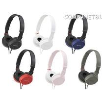 Auriculares Sony Zx100 Sonido Pro Varios Colores