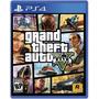 Gta V Grand Theft Auto V Gta5 Ps4 Nuevo Sellado Fisico