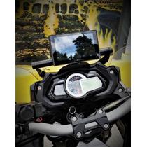 Soporte Tablero Gps Accesorios Benelli Tnt 600 Gt 2014/18
