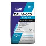 Vitalcan Balanced Perro Adulto Mediano X 20 Kg