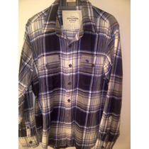 Camisa Abercrombie & Fitch Tipo Leñadora! Temp 2013 Talle L