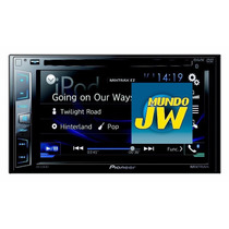 Pioneer Dvd 2850 Doble Din Bluetooth Usb Android Mixtrax Jw
