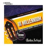 Encordado Guitarra Criolla Medina Artigas Millenium Clasica