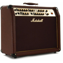 Amplificador De Acustica Y Voces Marshall As100d 100 Watt