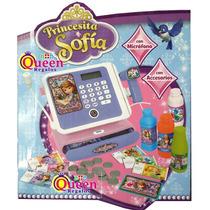 Princesita Sofia Registradora Disney Original Tv Microfono