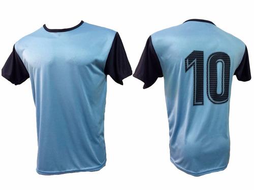 Camisetas De Futbol Numero Pack Por 10-14 C3 cab30376e02c1