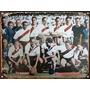Cartel Chapa Publicidad Antigua River Plate La Maquina L125