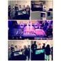 Alquiler Barra De Tragos Para Eventos Living Catering Sushi