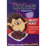 Spikes Hedgehog Food Meaty Feast Comida Para Erizo Tierra