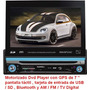 Estereo Dvd Gps Usb / Sd, Bluetooth Y Am / Fm / Tv Digital