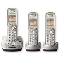 Panasonic Kx-tg4023 Telefono Inalambrico C/contestador Trio