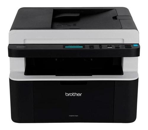 Impresora Multifunción Brother Dcp-1 Series Dcp-1617nw 220v - 240v Negra