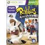 Rabbids Alive And Kicking Xbox Ntsc Requiere Kinect Nuevo