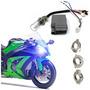 Kit Bi Xenon Moto H6 8000k Luz Alta Y Baja Fácil Instalación