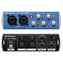 Placa De Audio Presonus Audiobox 96 ( Importador Oficial )