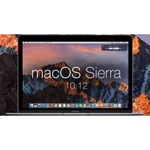 Formateo Actualizacion Macbook Os X Sierra / El Capitan