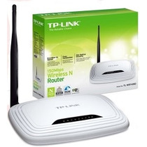 Router Inalámbrico Tp-link Tl-wr741nd