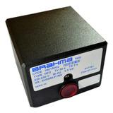 Controlador De Llama Dual Quemador A Gasoil Brahma Mod. Mf2
