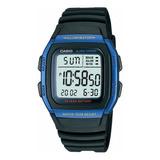 Reloj Casio Digital W-96h Crono - Alarma Impacto Online