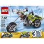 Lego Creator 3 En 1 Moto Highway Cruiser.