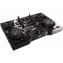 Consola Hercules Dj Instinct Placa De Sonido Controlador Dj
