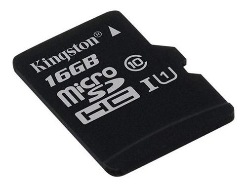Tarjeta De Memoria Kingston Sdc10 16gb