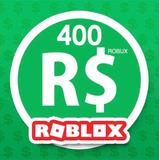 400 $r Robux Para El Juego Roblox - Mundo Virtual Creativo