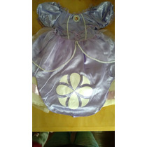 Vestido / Disfraz Princesa Sofia - Disney Collection
