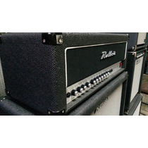 Cabezal De Guitarra Roller 150w Y Caja De 2x12 Glpmusic
