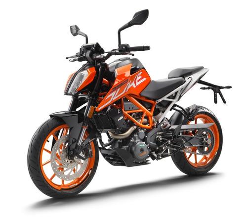 Ktm Duke 390 Naranja  0km 2020 Automoto Lanus