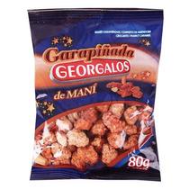 Garrapiñada De Mani Georgalos 80 Grs.