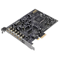 Placa Sonido Gamer Creative 7.1 Sound Blaster Rx Pci 24bit